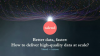 Delivering high quality data, faster at Lenovo​