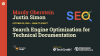 Search Engine Optimization for Technical Documentation