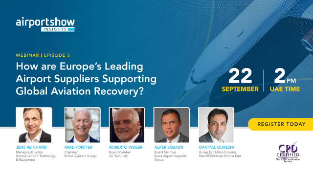 How are Europe's Leading Airport Suppliers Supporting Global Aviation Recovery?