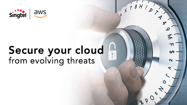 Secure your cloud from evolving threats