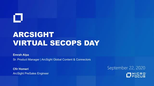 Virtual SecOps Day