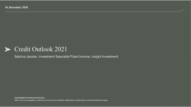 Credit Outlook 2021