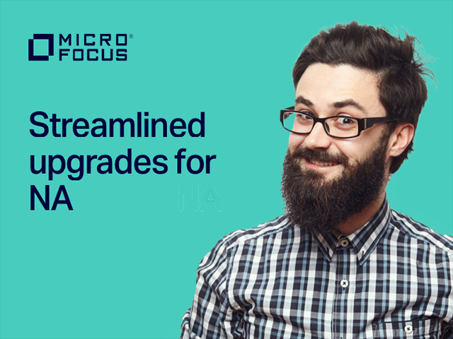 Upgrade Workshop For Micro Focus NA Customers