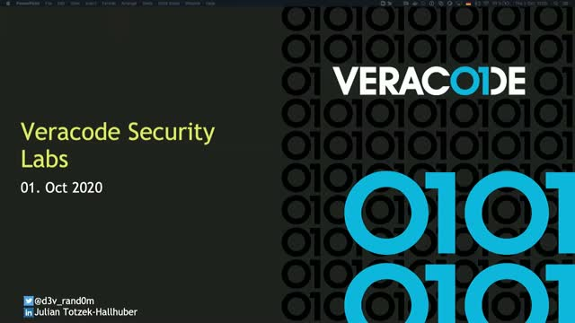 Hands-On Training to Shift AppSec Knowledge Left - Mint Security & Veracode