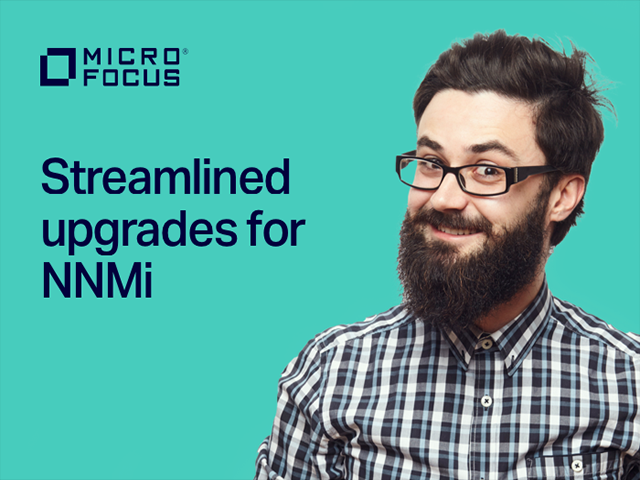 Upgrade Workshop For Micro Focus NNMi Customers