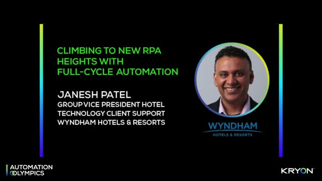 Climbing to new RPA Heights with Full-Cycle Automation