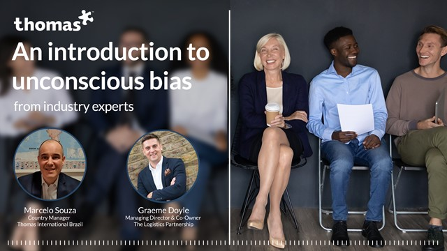 An introduction to unconscious bias – from industry experts