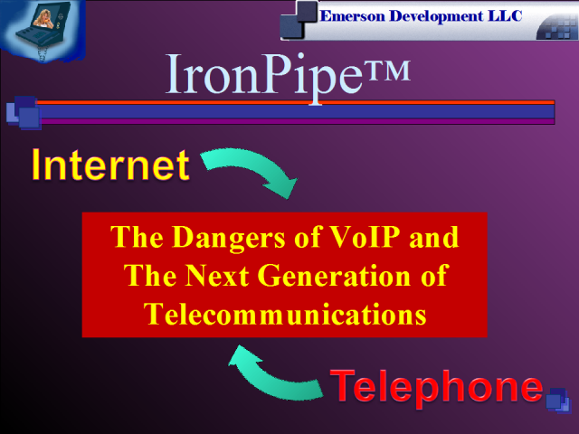 The High Risk of VoIP and the Next Generation of Telecom