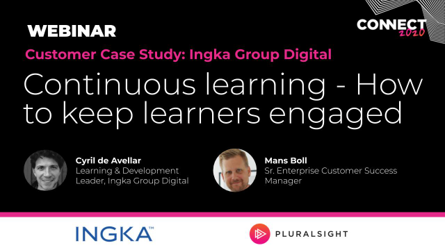 Case Study Ingka Group Digital, Continuous learning:How to keep learners engaged
