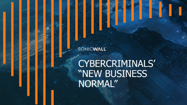 """Cybercriminals' """"New Business Normal"""""""