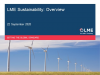 Introducing LME Sustainability