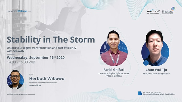 Stability In The Storm: Unlock Your Digital Transformation and Cost Efficiency