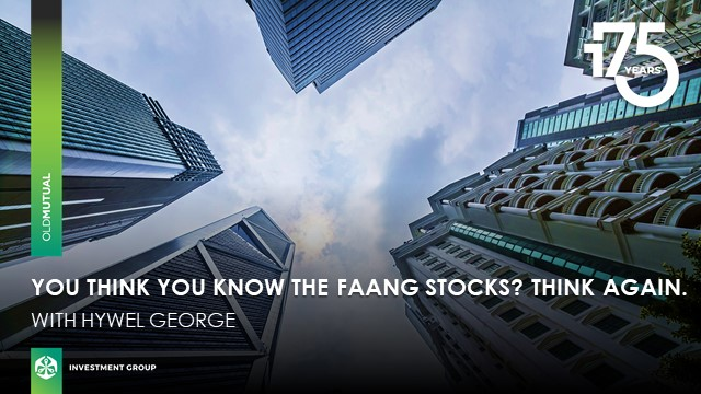 You think you know the FAANG stocks? Think again.