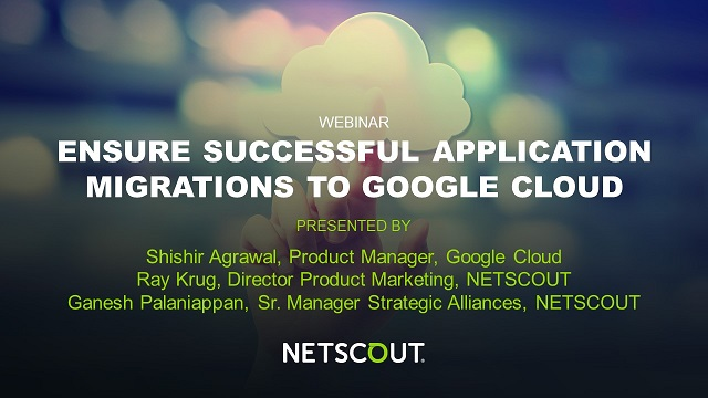 Ensure Successful Application Migrations to Google Cloud