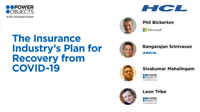The Insurance Industry's Plan for Recovery from COVID-19