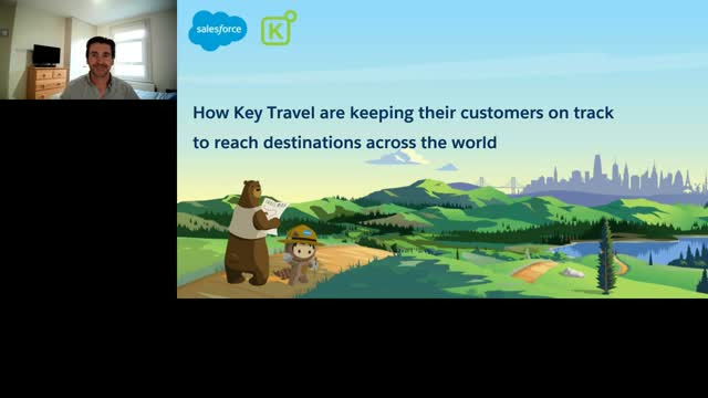 How Key Travel are keeping their customers on track to reach destinations across