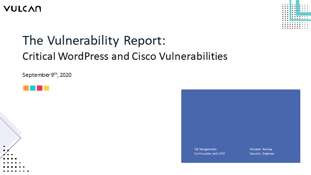 The Vulnerability Report - Episode 2: Critical Slack and Cisco Vulnerabilities