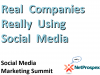 5 Examples of Real Companies Really Using Social Media