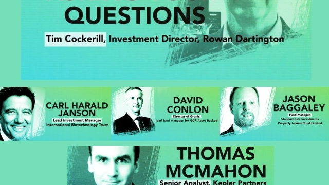 Investment companies – how alternatives are opening up new sources of income