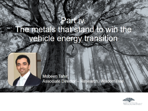 Part iv. The metals that stand to win the vehicle energy transition