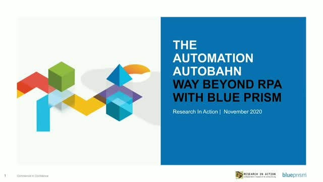 The Automation Autobahn: Beyond RPA