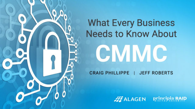 What Every Business Needs to Know About CMMC