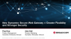 New Symantec Secure Web Gateway = Greater Flexibility and Stronger Security
