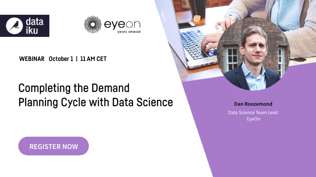 Completing the Demand Planning Cycle with Data Science