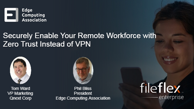 Securely Enable Your Remote Workforce with Zero Trust Data Access and no VPN