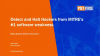 Detect and Halt Hackers from MITRE's #1 software weakness