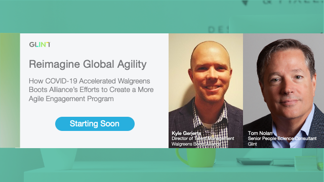 Reimagine Work Series: Global Agility with Walgreens Boots Alliance