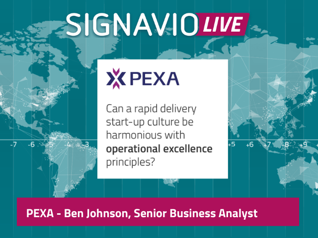 Can a rapid delivery start-up culture be harmonious with operational excellence