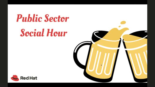 Public Sector Social Hour - Next Gen Mission Apps