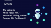 The Latest in Micro Focus RPA—Advanced Editing, Robot Groups, ROI Dashboard
