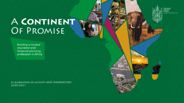 A Continent of Promise – Part 1 – Activities of Insurers and Brokers