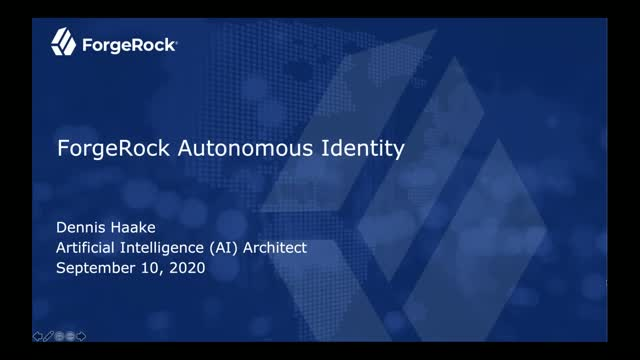 AI and Analytics in IAM