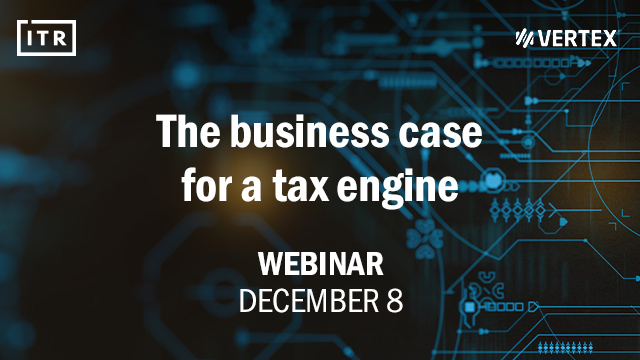 The business case for a tax engine