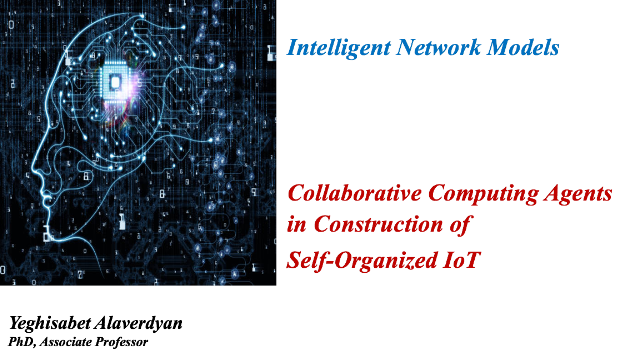 Collaborative Computing Agents in Construction of Self-Organized IoT