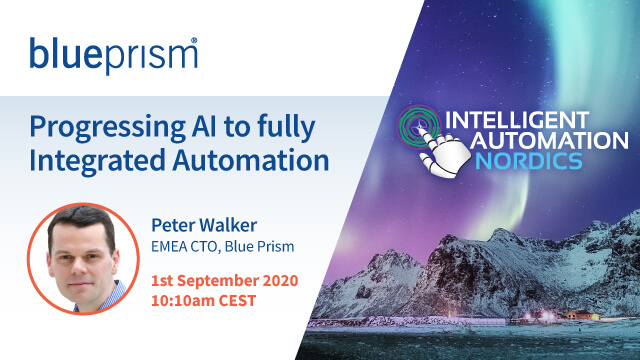 Progressing AI to fully Integrated Automation