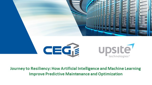 Journey to Resiliency: How AI & ML Improve Predictive Maintenance & Optimization