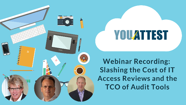 Slashing the Cost of IT Access Reviews and the TCO of Audit Tools
