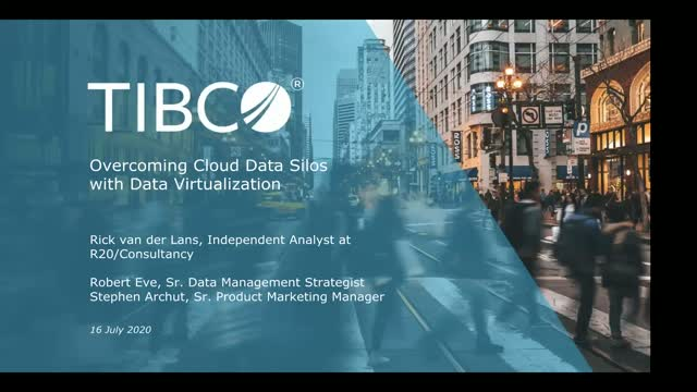 Overcoming Cloud Data Silos with Data Virtualization