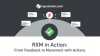 RXM in Action: From Feedback To Movement With Actions