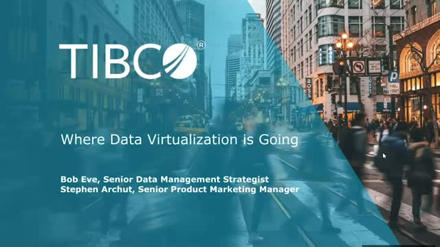 Where Data Virtualization Is Going