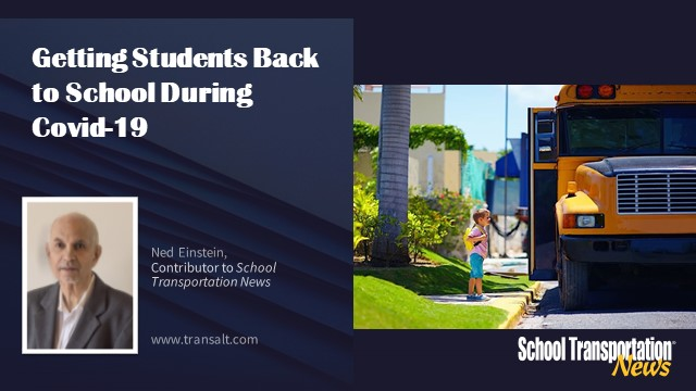 Getting Students Back to School During COVID-19