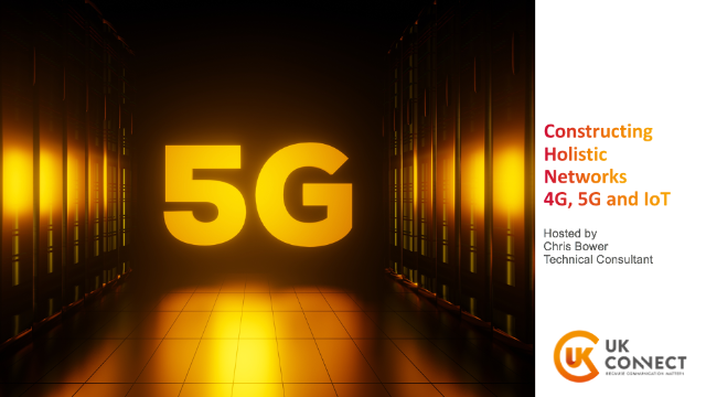 Constructing Holistic Networks 4G, 5G and IoT