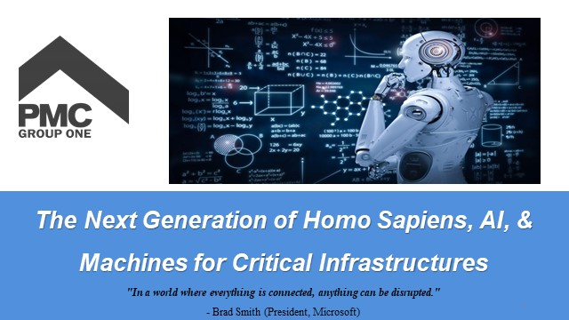 AI, & Machines for Critical Infrastructures