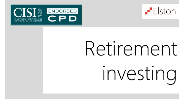 CPD: Retirement Investing