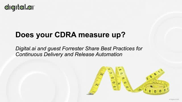 Does Your CDRA Measure Up?