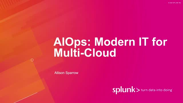 The AIOps Advantage: Modern Management for Multi-Cloud Environments